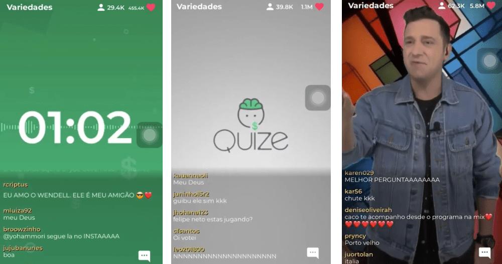 Quize-App-O-início-ao-vivo