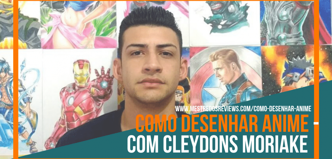 Curso-Como-Desenhar-Anime-Com-Cleydson-Moriake-curso-comple